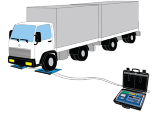 mobilna tehtnica za kamione
